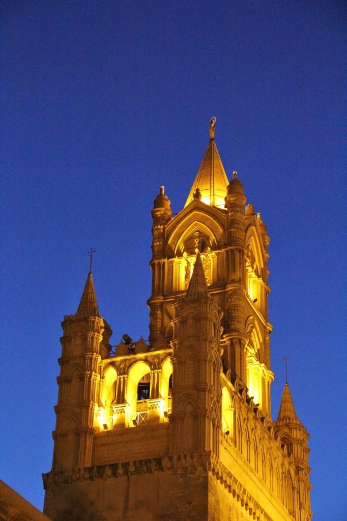 cattedrale di palermo campanile patrizia graziano