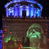 cattedrale palermo festino santa rosalia spettacolo 2014 patrizia graziano